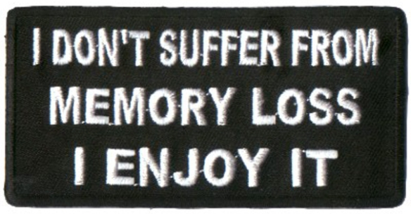 enjoying-memory-loss